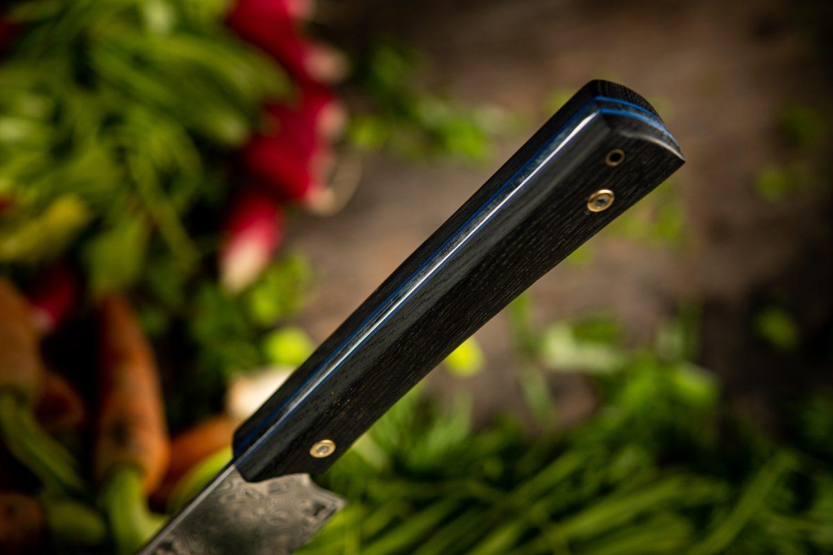 Couteau Morta Chef DAMAS 4