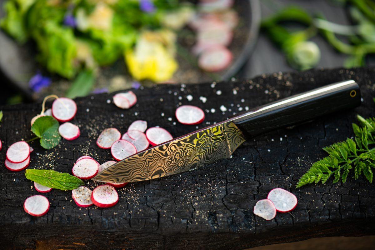 Couteau Morta compact Damas 3