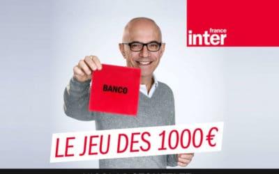 Le Morta au Jeu des 1000 euros