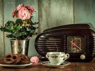 Le Morta passe à la radio