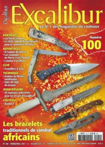 Excalibur 2021 interviewe les Couteaux Morta