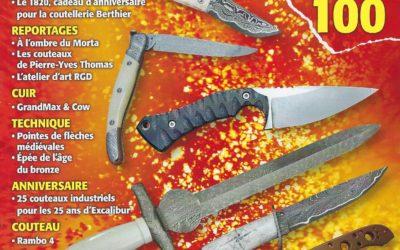 Excalibur 2021 | La revue de coutellerie se repose à l'ombre du Morta