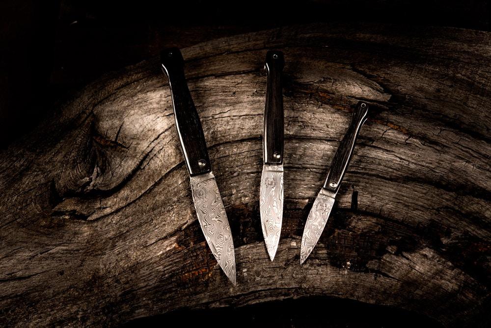 Comparaison couteaux Morta Damas