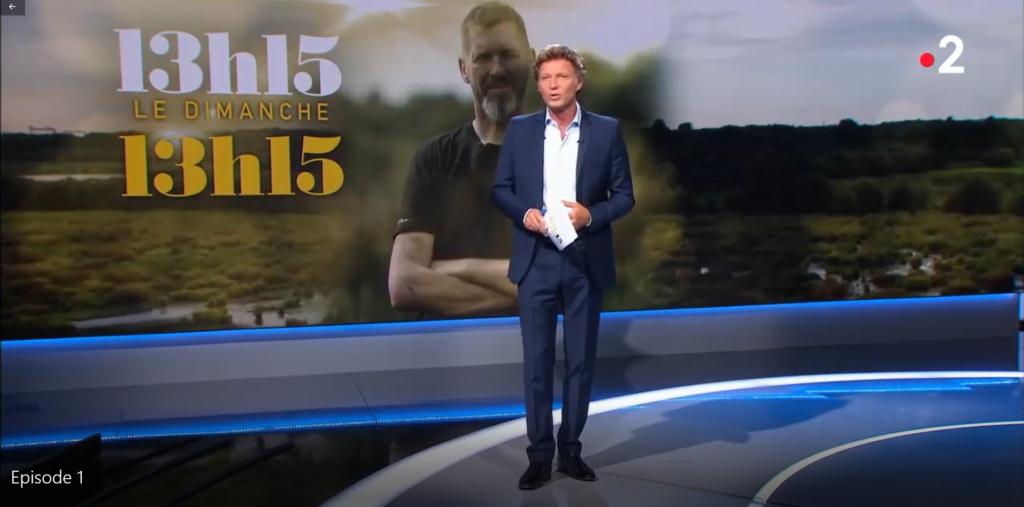 France 2 Dimanche 13h15 - Couteaux Morta passent à la télé